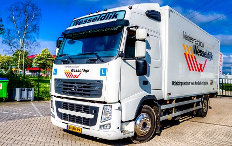 Goedkoop vrachtwagen rijbewijs halen