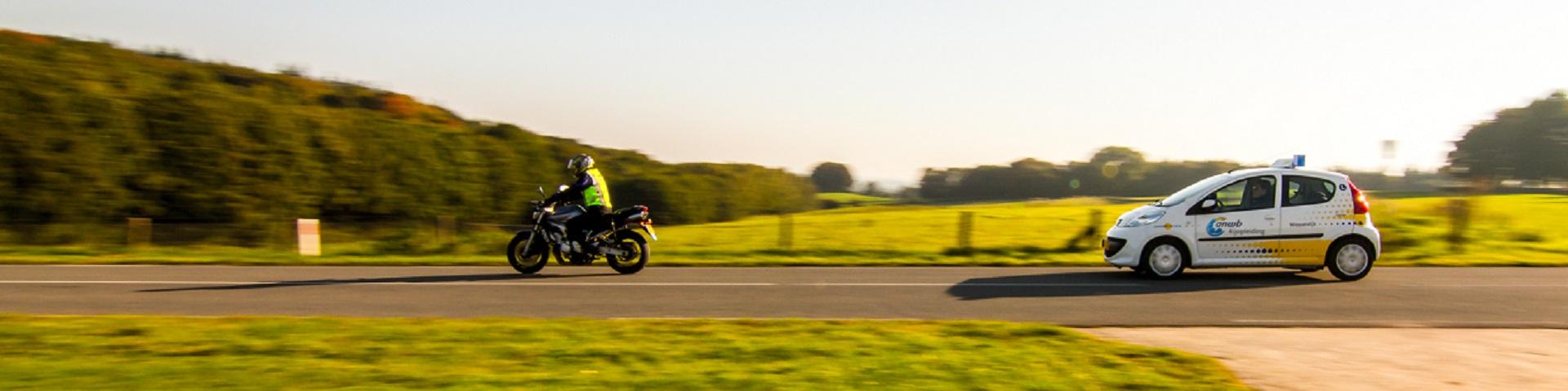 motorrijbewijs halen motorrijles nijmegen arnhem tiel ede