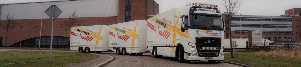 rijbewijs c halen vrachtwagen