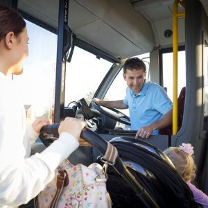 Sociale vaardigheden touringcar