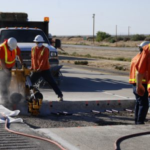 Veilig werken langs de weg