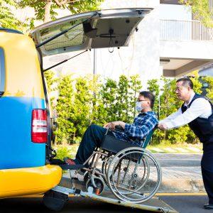 Vervoer personen handicap
