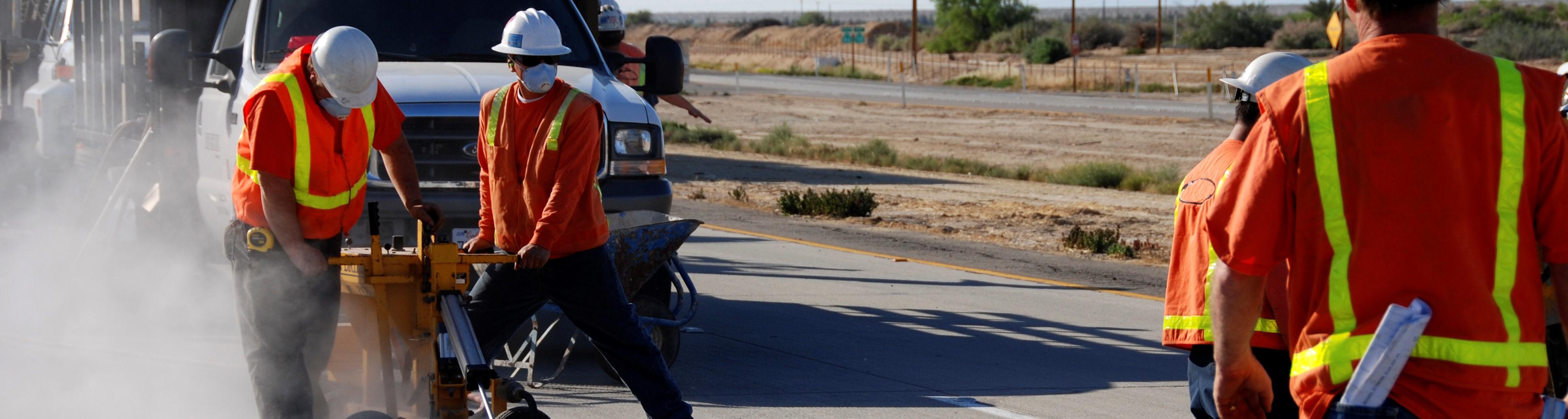 code 95 veilig werken langs de weg