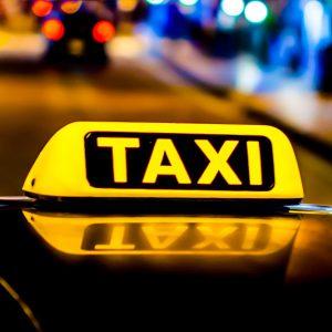 Taxipas halen taxichauffeur worden